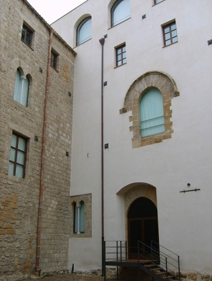 Edificio Sant'Anna a Palermo, restauro di Razzanelli Hydratite