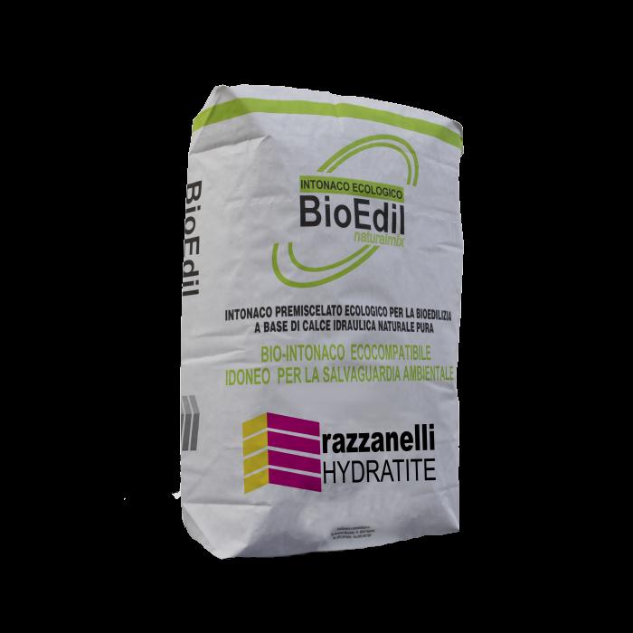 bioedil naturalmix intonaco calce